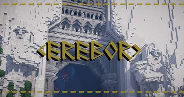 Erebor, a city of Durin's folk. Minecraft Map & Project