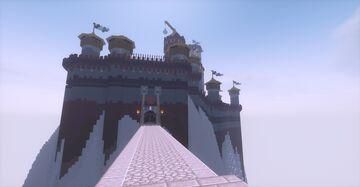 Tyran's castle Minecraft Map & Project