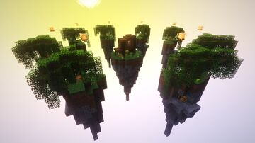 Witch House [Skywars Map] Minecraft Map & Project