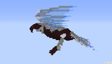 Mechanical Eagle [Downloadable] Minecraft Map & Project