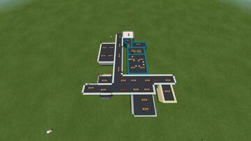 Sushi Shop Simulator (Roblox) Minecraft Map & Project