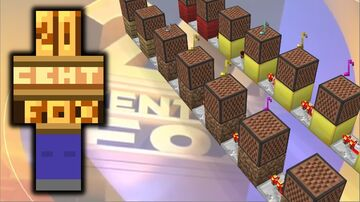 20th Century Fox Fanfare (Minecraft) Minecraft Map & Project