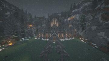 Wintermore Minecraft Map & Project