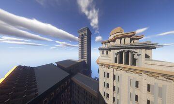 Newcastle   Devil's Diner   New Lapusia City Minecraft Map & Project