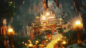 The Underground Palace Minecraft Map & Project