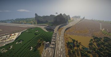 An another T exanger Minecraft Map & Project