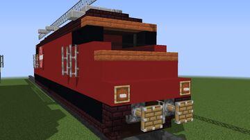SBB-CFF-FFS Re 460 | Lok2000 | ASEA Brown Boveri | Swiss Locomotive and Machine Works Minecraft Map & Project