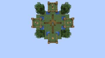 TradeBlock V3 Minecraft Map & Project
