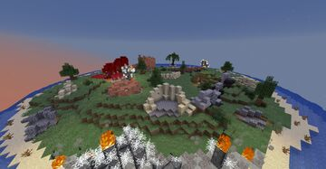 Floating PvP 1.16.1 Minecraft Map & Project