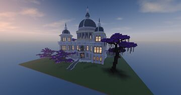Here is a 160x160 CityBuild Spawn! Minecraft Map & Project