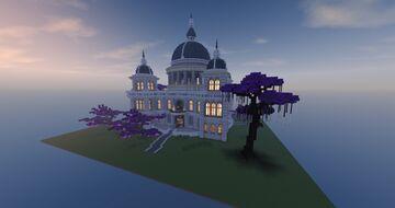CityBuild Spawn 160x160 Minecraft Map & Project