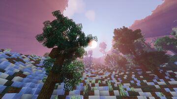 Mega Custom survival/creative map Minecraft Map & Project