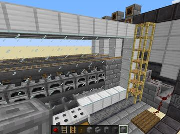 The Ultra Smelter Minecraft Map & Project