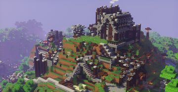 Medieval Village House Minecraft Map & Project