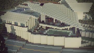 50 Kensington Shores Minecraft Map & Project