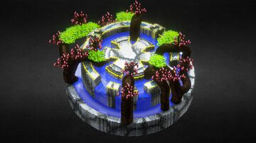 Spawn ~ No additionals + buylink Minecraft Map & Project