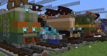 MINECRAFT PKP miecho65 Minecraft Map & Project