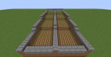 Wheat-Farm Minecraft Map & Project