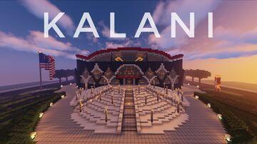 Kalani Grad Stage Minecraft Map & Project