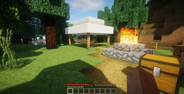 The Great Outdoors 1.12.2 Minecraft Map & Project