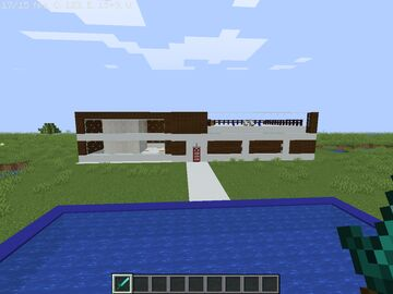 Casa Moderna vol 1 Minecraft Map & Project
