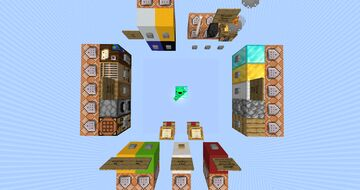 BlockPlacer Minecraft Map & Project