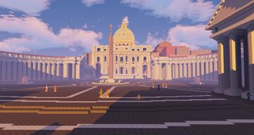 Nolli's Rome - an 18th century map Minecraft Map & Project