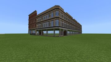 George Henry Lee (department store) Liverpool (work in progress)!!! Minecraft Map & Project