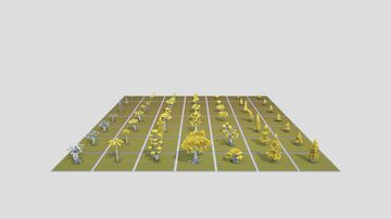 cool Tree Bundle Minecraft Map & Project