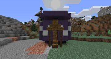 Flower Pot Shop Minecraft Map & Project