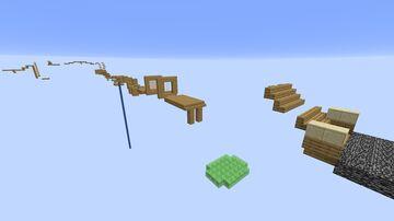 MCChamps Parkour Map Minecraft Map & Project