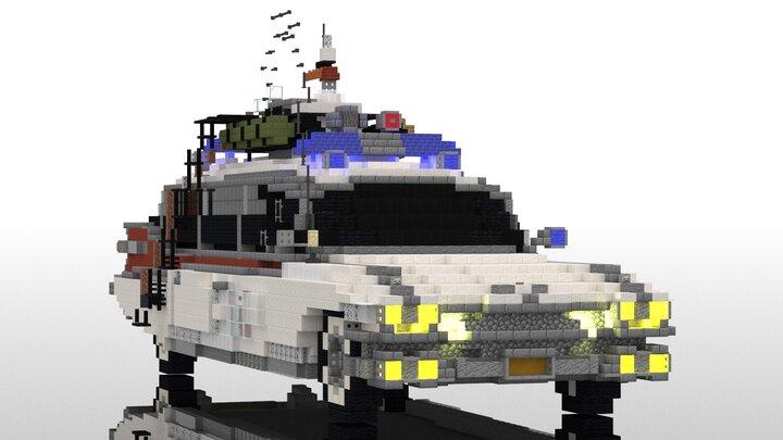 Popular Server Map : Ghostbusters Cadillac Miller-Meteor Ecto1   10:1 car