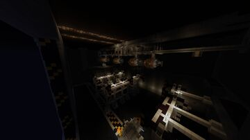 Alien: Isolation in Minecraft DEMO 1.15.2 Minecraft Map & Project