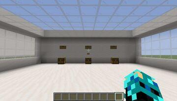 Encontrar o botão [1.15.2] Minecraft Map & Project