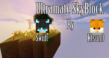 [Ultramate SkyBlock] 1.16.2-1.16.3 English ver. Minecraft Map & Project