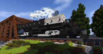 Union Pacific Big Boy 4014 | TRS Minecraft Map & Project