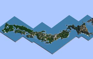 Japan - 日本 Minecraft Map & Project