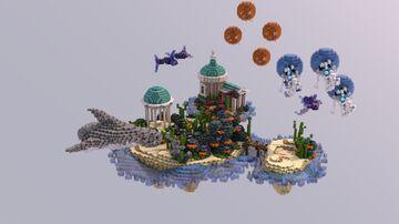 Underwater Organic Hub   1.8+ Minecraft Map & Project
