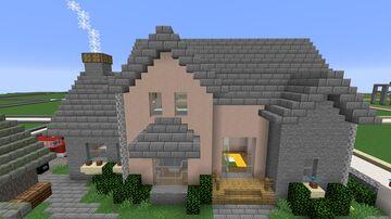 Rural Irish Homestead Minecraft Map & Project