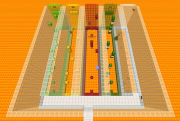 Multi Jumps Minecraft Map & Project