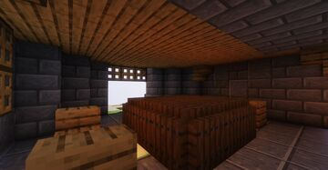 One Chunk Castle Keep Minecraft Map & Project