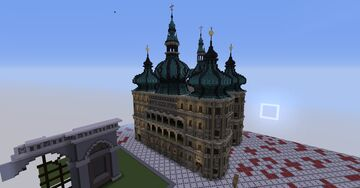 Callimachi Palace (reupload and modified a little bit) Minecraft Map & Project