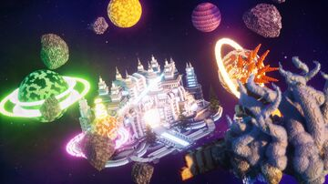 The Colorful Space Minecraft Map & Project