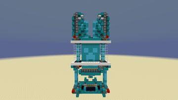 8x8 Gravity door x2 Minecraft Map & Project