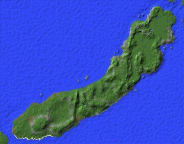 Isla Pena - Jurassic World: Evolution Minecraft Map & Project