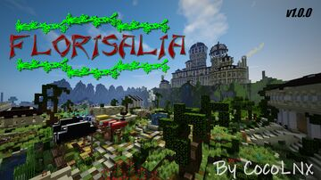 Florisalia Minecraft Map & Project