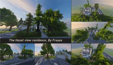 The Humble Dawson residence Minecraft Map & Project