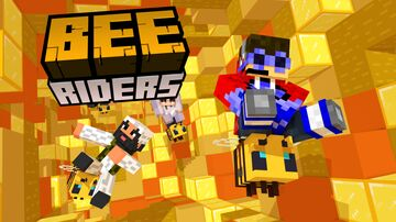 Bee Riders Minecraft Map & Project