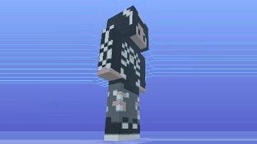 DFergxx Skin Statue. Minecraft Map & Project