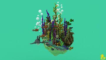 Fishla Lobby Minecraft Map & Project